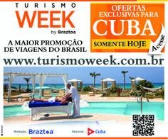 Cliente: Braztoa Produto: Turismo Week 2014 Período: Abril/2014