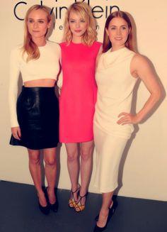 Emma Stone AND Amy Adams - my girls!