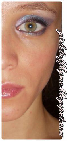 #greeneyes #makeup #bluemakeup