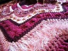 Victorian Pinks Christmas Tree Skirt