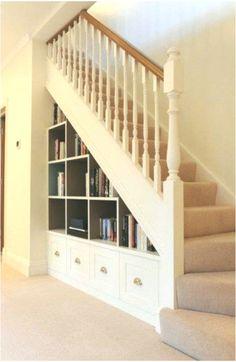 38 Inspiring Remodel Storage Stairs Ideas #stairs #stairsideas