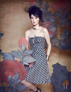 2014.02, W, Kim Sung Hee