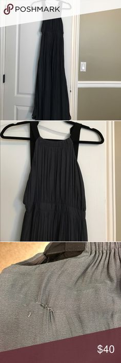 Free people dress-tear in back Free people dress-tear in back Free People Dresses