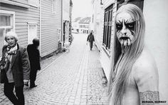 "Kvitrafn - Bergen, from the book ""True Norwegian Black Metal"" (May 2008) by the photographer Peter Beste. Large HQ"