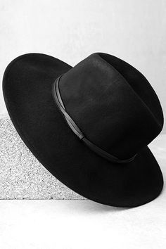 4cfb9d10392 24 Best Black fedora hat style images in 2019
