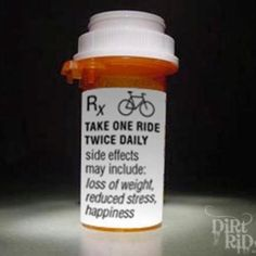 Cycling pill