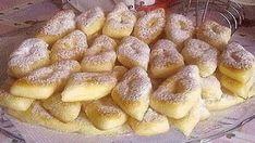 Czech Recipes, Russian Recipes, Baking Recipes, Cookie Recipes, Dessert Recipes, Sweet Desserts, Sweet Recipes, Sweet Buns, Sweet And Salty