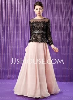Mother of the Bride Dresses - $106.99 - A-Line/Princess Sweetheart Floor-Length Chiffon Mother of the Bride Dress (008018713) http://jjshouse.com/A-Line-Princess-Sweetheart-Floor-Length-Chiffon-Mother-Of-The-Bride-Dress-008018713-g18713