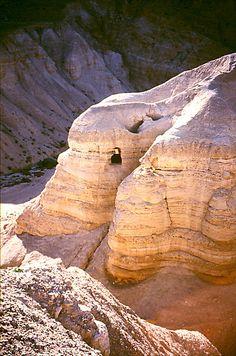 Qumran Caves - Where the Dead Sea Scrolls were found