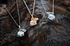 Silver Riverine Rabbit Pendant Protecting the enviroment is of utmost importance to freeRange JEWELS. We are proud to continue our support of the Enda. Purpose, Arrow Necklace, Rabbit, Jewels, Pendant, Silver, Jewelery, Rabbits, Pendants