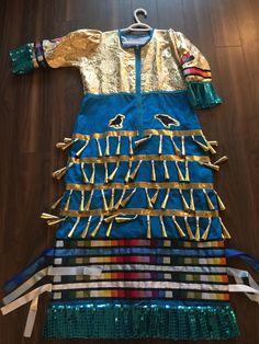 Jingle Dress, Powwow Regalia, Native American Regalia, Native Style, Pow Wow, Light Turquoise, Dance Outfits, White Light, Nativity