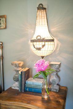The School House | Season 3 | Fixer Upper | Magnolia Market | Bedroom | Statement Lighting | Chip & Joanna Gaines | Waco, TX