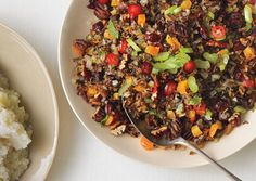 Healthy Thanksgiving Recipes (If the Food Coma Just Isn't Worth It): BA Daily: bonappetit.com