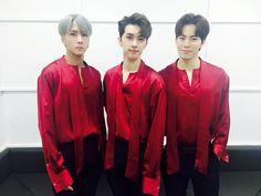 Vixx ~ Ravi, Ken & Hongbin