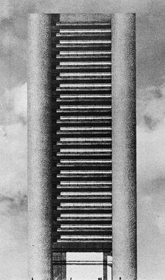 la knights of columbus headquarters tower de kevin roche