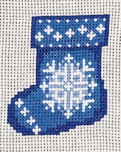 Ornaments Galore | LeisureArts.com Cross Stitch Bookmarks, Cross Stitch Heart, Cross Stitch Borders, Cross Stitch Kits, Cross Stitch Designs, Cross Stitching, Cross Stitch Embroidery, Cross Stitch Patterns, Cross Stitch Christmas Stockings