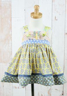 Matilda Jane Platinum Sun Bright Knot dress