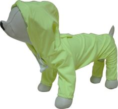 Kaver All-In-One Dog Cat Clothes Apparel Raincoat => Special dog product just for you. See it now! : Dog coats