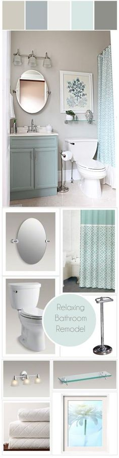 Canada's Got Colour Winner   Relaxing Bathroom Makeover #colour #stylyze #generalpaint by Mgauna