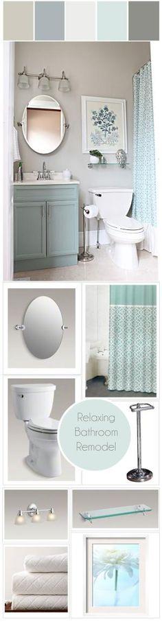 1000 Images About Bathroom Colour Ideas On Pinterest