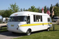 UltraVan (Corvair powered RV) - this for me would be vintage at its finest. To do this up like I want to and be able to live in this would be perfect! WANTx10.....