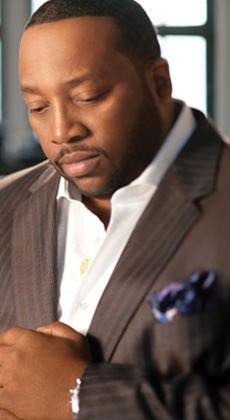 Gospel Recording Artist, Marvin Sapp