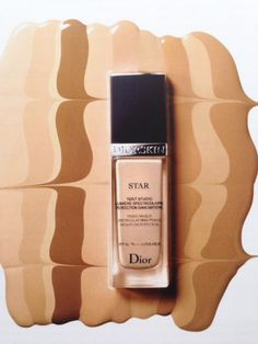NEW must have and obsession. Dior STAR Foundation - 13 fab new shades. Studio formula. Creates flawless finish and radiance.