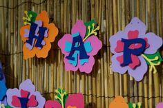 Lilo & Stitch Luau Birthday Party Ideas | Photo 1 of 56