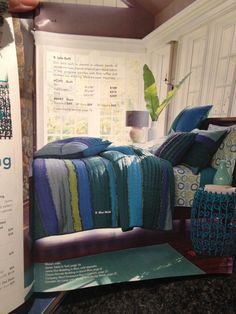 Love this Lola quilt from The Company Store!
