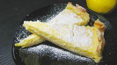 Französische Zitronentarte Tart Recipes, Sweets Recipes, Quiche, Sweet Bakery, Sweets Cake, Eat Dessert First, Galette, International Recipes, Other Recipes