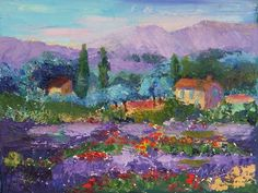 This is the home page of the Palette Knife Painters and artists who paint with the palette knife.