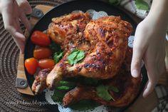 厨苑食谱: 香烤咖喱鸡 (Baked Curry Chicken)