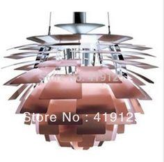 691.60$  Buy here - http://alibwb.worldwells.pw/go.php?t=1490982321 - Free Shipping Hot Selling Louis Poulsen PH Artichoke Lamp ,120v/230v Denmark pendant light Dia 90cm