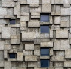 Soviet Modernism on Your Smartphone: This Research Group is Raising Funds for a Crowdsourcing Mobile App,Public utilities building for telephone and postal services, Cluj-Napoca, Romania. Built 1966-69. Architect: Vasile Mitreaphoto. Photo by Dumitru Rusu. Image © BACU