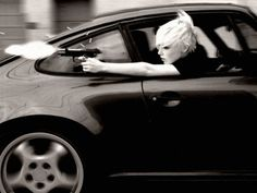 shoot out #porsche #cargirl Guns and Fast Car a fabulous combination