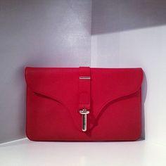 #Balenciaga - Clutch Bag