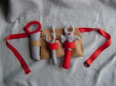Tool Belt for Felt Tools