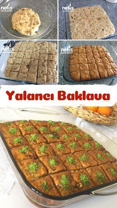 Turkish Recipes, Indian Food Recipes, Baklava Dessert, Pizza Pastry, Cake Recipes, Dessert Recipes, Food Platters, Food Art, Deserts