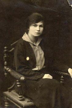 В.В.Ивашева [1890?-?] в юности