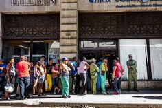 ... living conditions for Cubans will improve after decades of economical