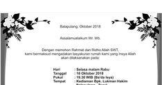 undangan tasyakuran rumah lukman hakim, download gratis undangan syukuran rumah, download template undangan Microsoft