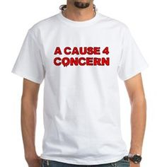 """A Cause 4 Concern"" T-Shirt> Troubled Psycho"