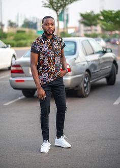 Ghana Culture, African Culture, Ankara Fabric, African Wear, Beautiful Day, Active Wear, Street Wear, Men Casual, Iron