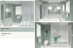 Bathroom reno - Option one