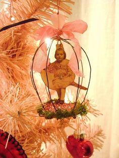 vintage-victorian-paper-christmas-ornaments