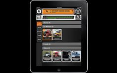 Freightliner | A robust iPad app that points to possibilities, and touches on many more.