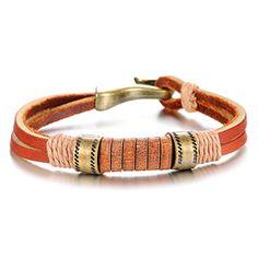 Joyas para Hombre Mujer JewelryWe 2 pulsera de cuero, cáñ... https://www.amazon.es/dp/B00S0Q86SY/ref=cm_sw_r_pi_dp_Li.rxb6KTQ04D