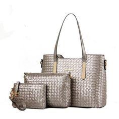 Xiniu Women Shoulder Bags Solid Leather Zipper Versatile Handbags Tote Purse Ladies Bag sacoche homme #GHYW