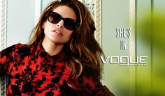 Vogue sunglasses now in our boutique and online at Sand Dollar Dubai!