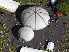 temporary dome structures